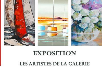Exposition : Les Artistes De La Galerie à La Rochelle