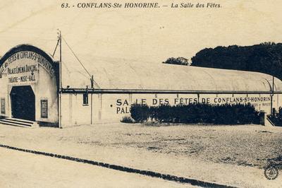 Exposition Les Coulisses Du Ciné à Conflans sainte Honorine