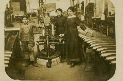 Exposition Les Femmes Dans La Grande Guerre à Chevillon