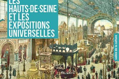 Exposition : Les Hauts-de-seine Et Les Expositions Universelles à Nanterre