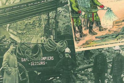 Exposition Les Pompiers Dans La Bataille 1817-1917 à Chivres Val