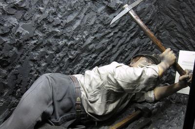 Exposition Les Vingt Ans Du Musée De La Mine à Le Molay Littry