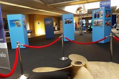 Exposition Les Visages Du Port De Saint-malo à Saint Malo