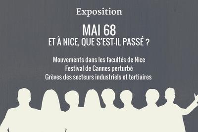 Exposition Mai 68 à Nice Et Dans Les Alpes-maritimes