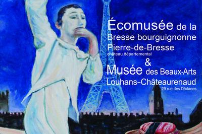 Exposition Mino Montanari à Pierre de Bresse