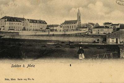 Exposition : Mon Quartier D'hier à Aujourd'hui à Metz