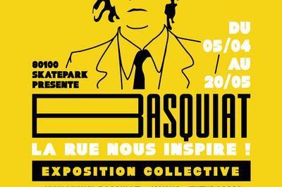 Exposition: Basquiat, La Rue Nous Inspire ! / Ateliers Slam Et Musique à Abbeville