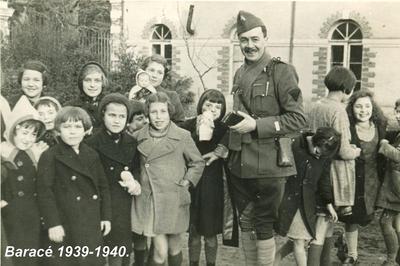 Exposition Nous Les Enfants à Baracé, écoliers, Exilés: Une Drôle D'année 1939-1940 à Barace
