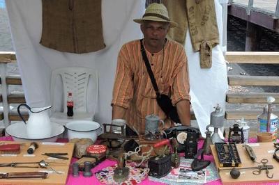 Exposition Objets Lontan à La Chaloupe