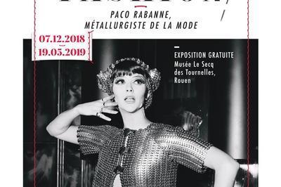 Exposition : Paco Rabanne, Métallurgiste De La Mode - Le Temps Des Collections Vii à Rouen