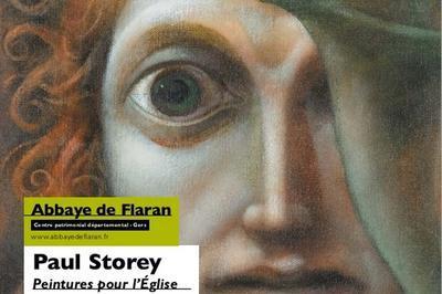 Exposition Paul Storey. Peintures Pour L'église à Valence sur Baise