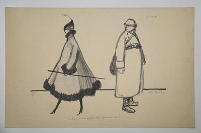 Exposition Paul Vera Et Louis Abel-truchet, Belle Époque Et Grande Guerre à Saint Germain en Laye