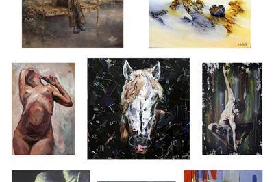 Exposition peintures à Saint Etienne