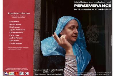 Exposition  Perseverance à Lunel