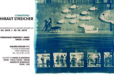 Exposition photographies de T. Streicher-Atelier 111 marseille à Marseille