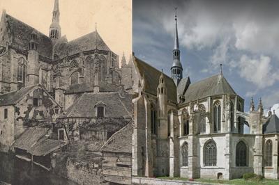 Exposition Photographique : Nogent D'hier Et D'aujourd'hui à Nogent le Roi