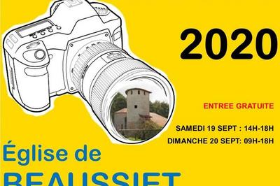 Exposition Photos à Beaussiet à Mazerolles