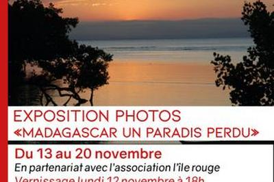 Exposition Photos |madagascar Un Paradis Perdu | à Macon