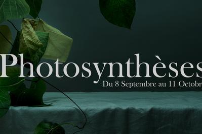 Exposition Photosynthèses à Strasbourg