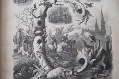 Exposition Pierre Larousse, De Toucy À Paris à Auxerre
