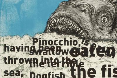 Exposition : Pinocchio De Jim Dine à Caen