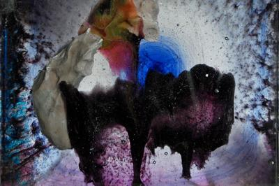 Exposition rétrospective d'Antoine LEPERLIER « Verre et Hasard, la Genèse des images » à Nancay