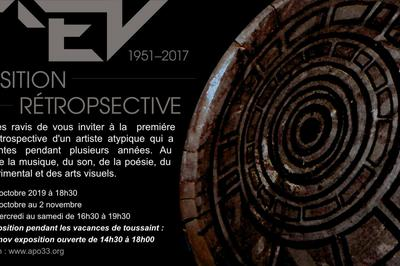 Exposition rétrospective : Z'EV à Nantes