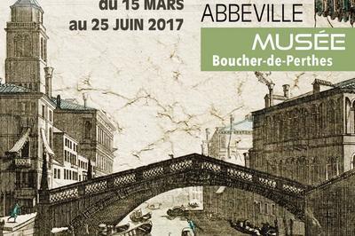 Exposition Rêver D'italie, Voyager Par L'image à Abbeville