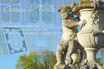 Exposition Rêves De Jardins à Fleville Devant Nancy