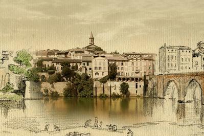 Exposition : Rive Droite, Le Faubourg De La Madeleine. Un Quartier D'albi Dans L'histoire à Albi