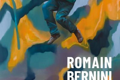 Exposition Romain Bernini. à Chambery