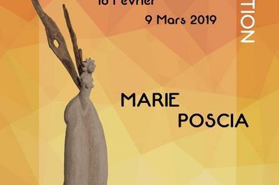 Exposition sculptures à Hyeres