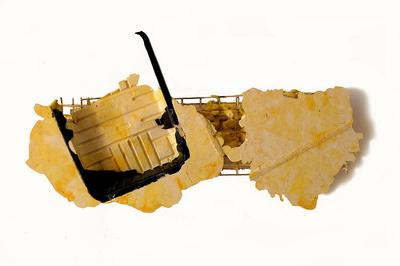 Exposition Serge Maccaferri – Traverser les grilles à Nice