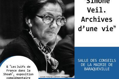 Exposition Simone Veil à Baraqueville