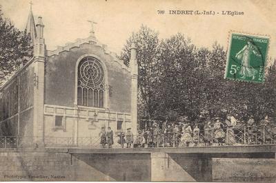Exposition Sous Les Voûtes De La Chapelle-forerie : L'histoire Du Site Retracée à Indre