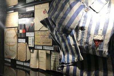 Exposition Sur L'histoire Du Fort De Queuleu, Les Camps De Concentration Et L'annexion De La Moselle Pendant La Seconde Guerre Mondiale à Metz