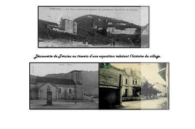 Exposition Sur L'histoire Du Village à Torcieu