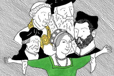 Exposition Sur La Réforme à Paris (1520-1560) à Paris 1er