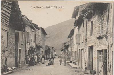 Exposition Sur Le Patrimoine Du Village De Torcieu