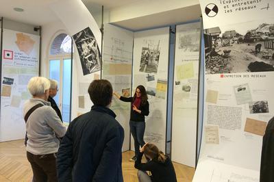 Exposition Techniques Et Métiers Des Transports En Val-de-marne: De La Conception À L'exploitation à Champigny sur Marne