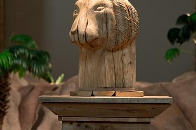 Exposition Temporaire Animaux Fabuleux, Créatures Imaginaires à Vienne