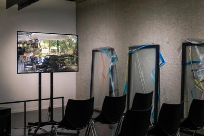 Exposition Temporaire D'antoine Donzeaud, Une Décision Purement Pratique à Perigueux