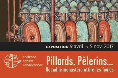 Exposition Temporaire Pillards, Pèlerins à Landevennec