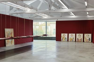 Exposition Ulla Von Brandenburg. L'hier De Demain à Serignan