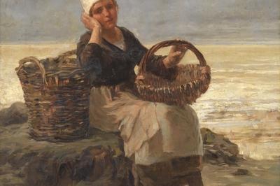 Exposition Ulysse Butin, Femme De Pêcheur à Saint Quentin