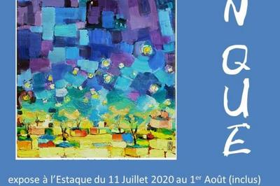 Exposition Van Que à Marseille