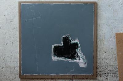 Exposition Victor Gray « Le songe de Gérontius » Peintures 1990-1991 à Toulouse