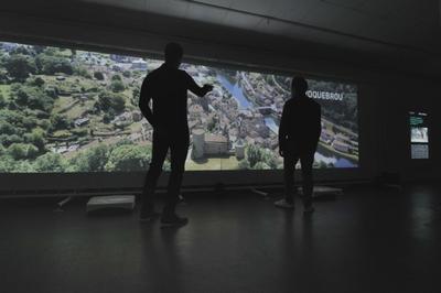 Exposition-vidéo Présentant Des Projets Inspirants En Massif Cental Autour De L'architecture, De L'urbanisme Et De L'environnement à Le Dorat