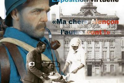 Exposition Virtuelle  Ma Chère Alençon, L'autre Front ! (1914-1918) à Alencon