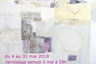 Exposition Viviane De Barba à Riberac